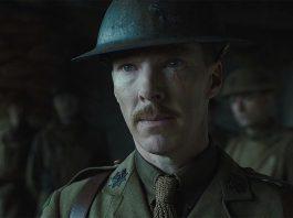 """Benedict Cumberbatch in """"1917"""" movie trailer"""
