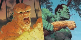 Hulk Vs. Thing