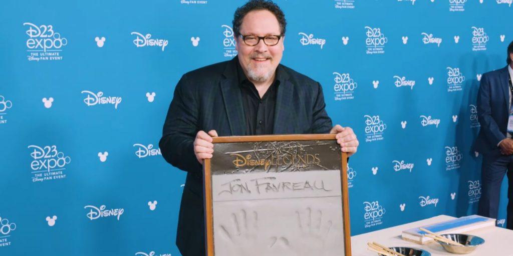 Jon Favreau Disney Legend