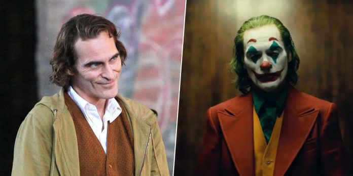The real world origin of Joaquin Phoenix laugh has been revealed