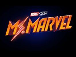 Ms. Marvel show logo for Disney+