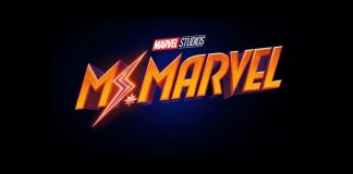 Ms. Marvel show logo for Disney+
