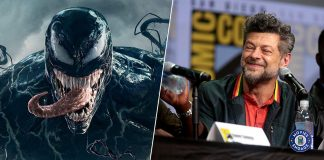 A featured image for Venom 2 news, Andy Serkis joins as director